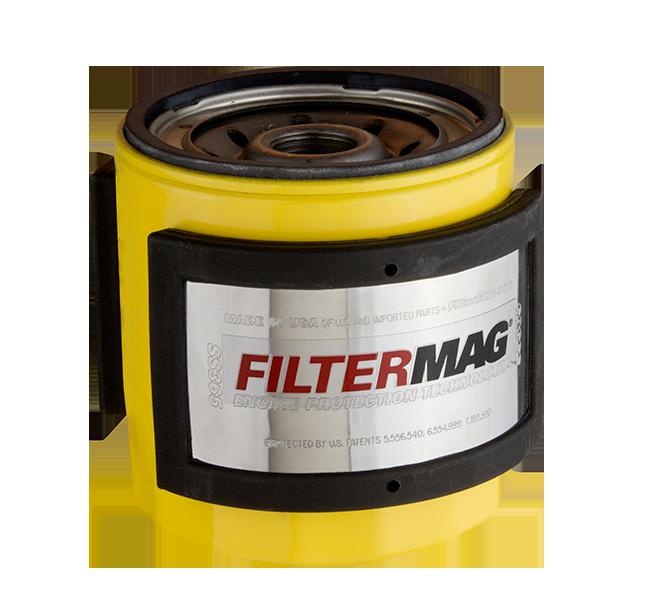 """89-102 mm diamètre 4.00/"""" FilterMAG SS365 Filtre à Huile Réutilisable aimant pour 3.50/"""""""